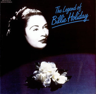 The legend of Billie Holiday LP