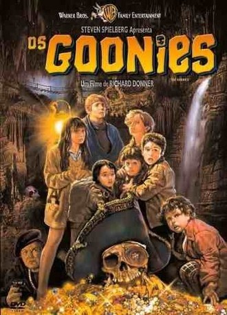 Os Goonies - de Richard Donner DVD