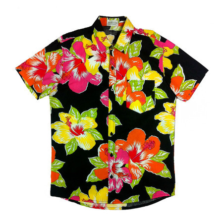 Camisa Estampada Floral Oh! Hawaii