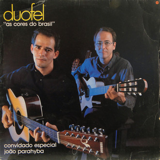 Duofel - As cores do Brasil LP