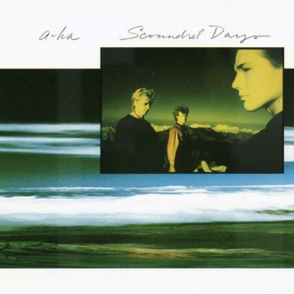 A-ha - Scoundrel Days LP