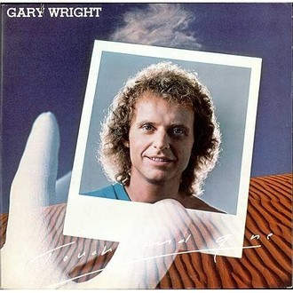 Gary Wright - Touch and gone LP (imp. USA)