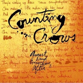 Counting Crows - August and everything after LP