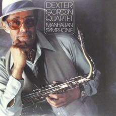 Dexter Gordon - Manhattan Symphonie LP