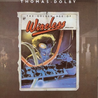 Thomas Dolby - The golden age of wireless LP (imp. USA)