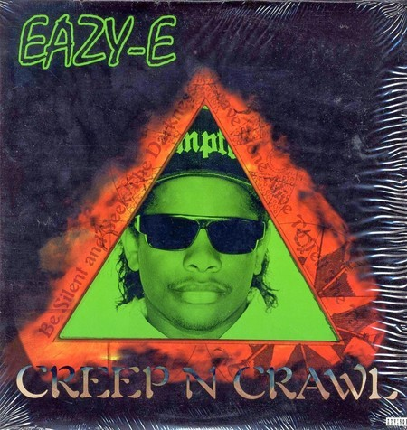 Eazy-E - Creep n Crawl single 12' (imp. USA)