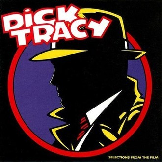 Dick Tracy - selections from the film LP