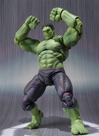 Age of Ultron Hulk - SHFiguarts - Action Figure