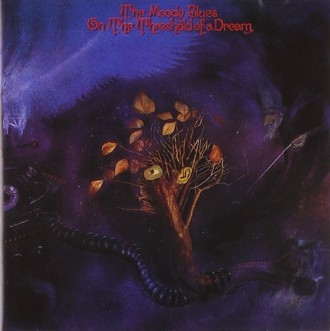 The Moody Blues - on the threshold of a dream LP (imp. Venezuela)