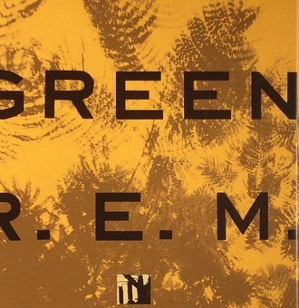 R.E.M. - Green LP (excelente estado)
