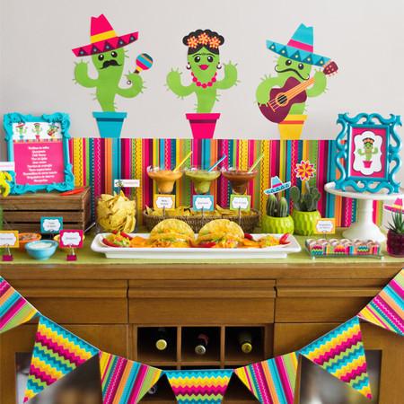 Kit digital FESTA MEXICANA - Coisas da Bonfa 0d7c7784575