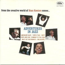 Stan Kenton - Aventures in Jazz LP MONO