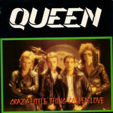 Queen - Crazy little thing called love / We will rock you compacto 7'
