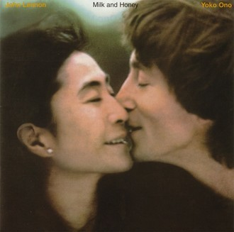 John Lennon e Yoko Ono - Milk and Honey LP (com encartes)