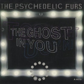 Psychedelic Furs - The ghost in you single LP (imp. ING)