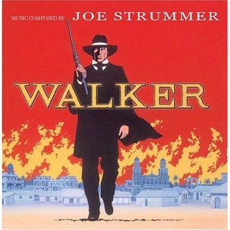 Walker original motion soundtrack - por Joe Strummer LP