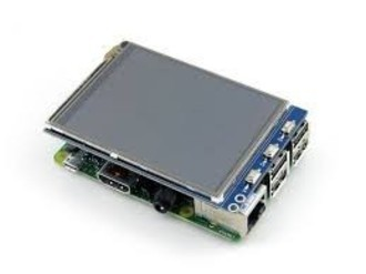 Display Touch 3.2 Polegadas Raspberry Pi