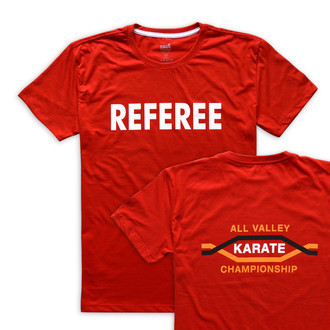 Karate Kid - Referee
