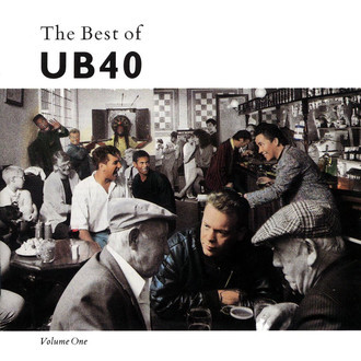 UB 40 - The best of UB 40 volume 1 LP