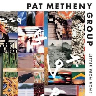 Pat Metheny Group - Letter from home LP