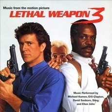 Lethal Weapon 3 - original motion soundtrack LP