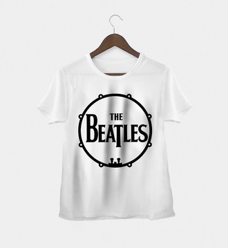 Camiseta Feminina Beatles
