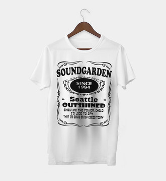 Camiseta Masculina Soundgarden