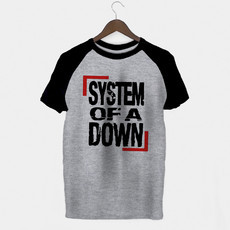 Camiseta Masculina System Of A Down