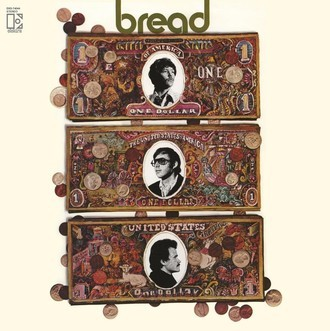Bread (album) 1969 LP