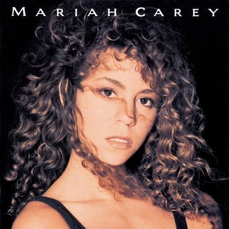 Mariah Carey album 1990 LP
