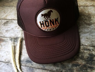 Boné Trucker Made To Endure | Marrom