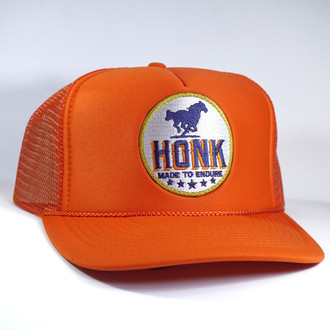 Boné Made To Endure | Laranja, Trucker