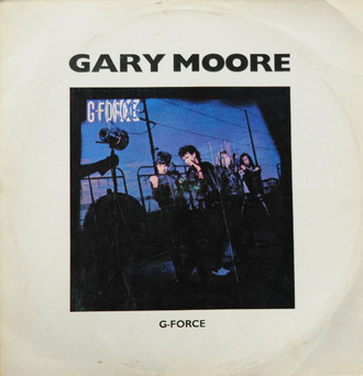 Gary Moore - G-Force LP