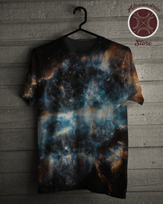 Camiseta Galaxy Nebula