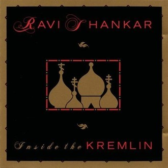 Ravi Shankar - Inside the Kremlin LP