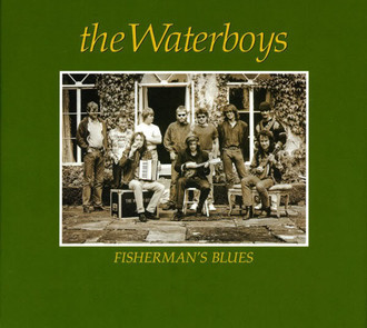 The Waterboys - Fisherman's Blues LP