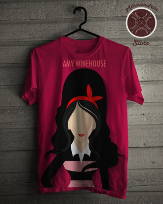 Camiseta A. Winehouse