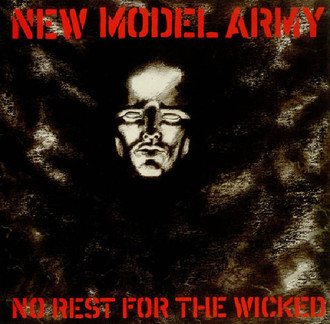 New Model Army - No rest for the wicked LP