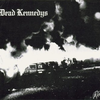 Dead Kennedys - Fresh fruit for rolling vegetables LP (vinil branco)