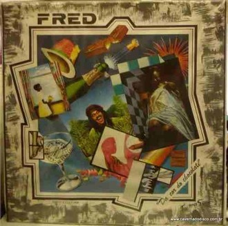 Fred - Da cor do chocolate LP