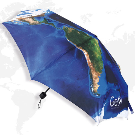 Guarda-Chuva Mapa Mundi - Exclusivo Geo Store