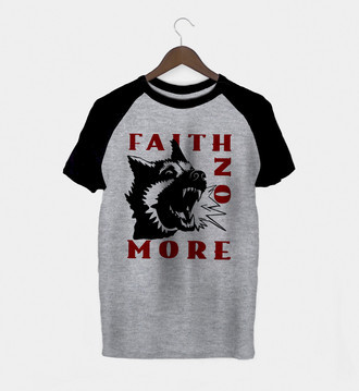 Camiseta Masculina Faith No More