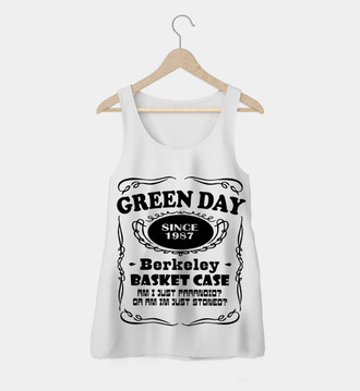 Regata feminina Green Day