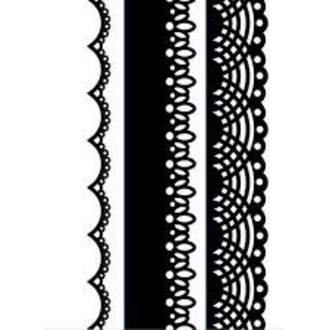 EMBOSSING FOLDER DARICE - LACE