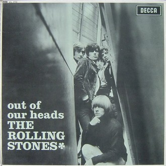 Rolling Stones - Out of our heads LP (imp. Inglaterra)