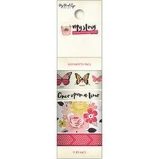 KIT WASHI TAPE - MY MINDS EYE - MY STORY