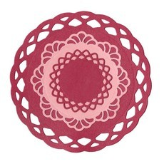 NESTING LACE DOILIES - LIFESTYLE CRAFTS