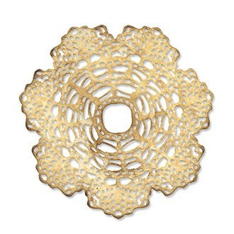 FACA SIZZIX - THINLINTS - TIM HOLTZ - DOILY