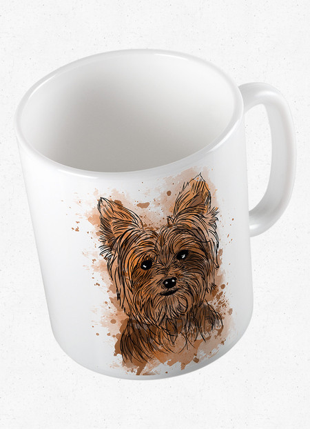 Caneca Yorkshire Terrier