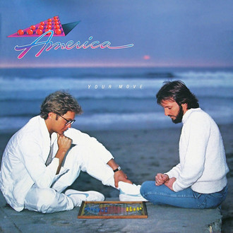 America - Your move LP